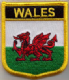 Flag Patch - Wales 07